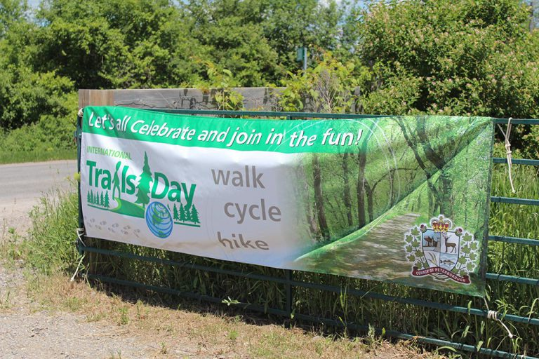 Trails Banner
